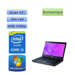 Dell Latitude E6410 - Windows 7 - i5 4GB 250GB - 14.1 - Ordinateur Portable PC