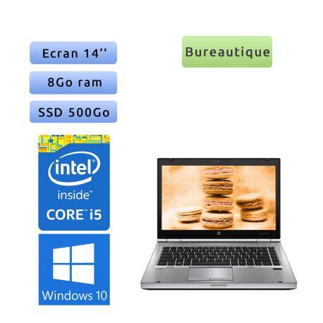 "PC portable HP Windows 10 - i5 8GB 500GB SSD 14.1"" - Ordinateur"