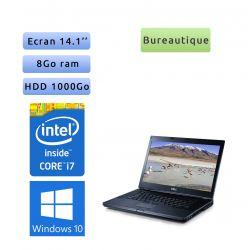 Dell Latitude E6410 - Windows 10 - i7 8Go 1To - 14.1 - Ordinateur Portable PC