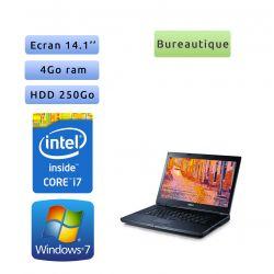 Dell Latitude E6410 - Windows 7 - i7 4GB 250GB - 14.1 - Ordinateur Portable PC