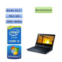 Dell Latitude E6410 - Windows 7 - i5 4GB 160GB - 14.1 - Ordinateur Portable PC