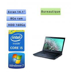 Dell Latitude E6410 - Windows 7 - i5 8GB 160GB - 14.1 - Ordinateur Portable PC