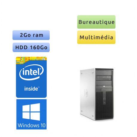 HP Compaq DC7900 - Windows 10 - C2D 2GB 160GB - Ordinateur Tour