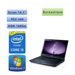 Dell Latitude E6410 - Windows 10 - i5 4Go 160Go - 14.1 - Ordinateur Portable PC
