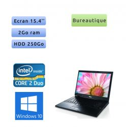 Dell Latitude E6500 - Windows 10 - 2.53 2Go 250Go - 15.4 - Ordinateur Portable PC
