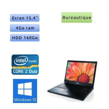 Dell Latitude E6500 - Windows 10 - 2.53 4Go 160Go - 15.4 - Ordinateur Portable PC