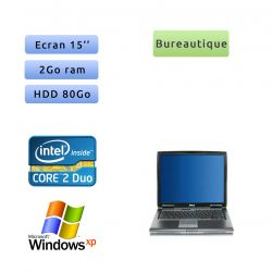 Dell Latitude D530 15 - Windows XP - Ordinateur Portable