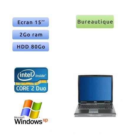 Dell Latitude D530 15 - Windows XP - Ordinateur Portable