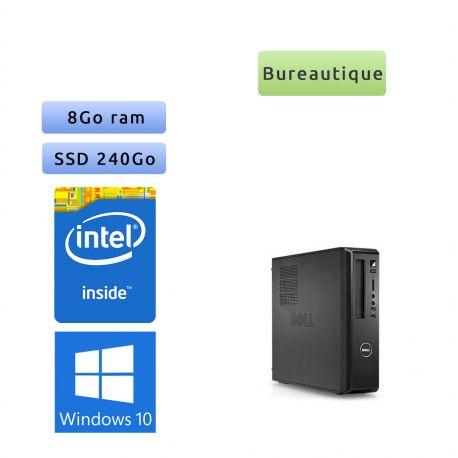 Dell Vostro 230 - Windows 10 - E6600 8GB 240GB SSD - PC Tour Bureautique Ordinateur