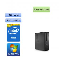 Dell Vostro 230 - Windows 7 - E6600 8GB 240GB SSD - PC Tour Bureautique Ordinateur