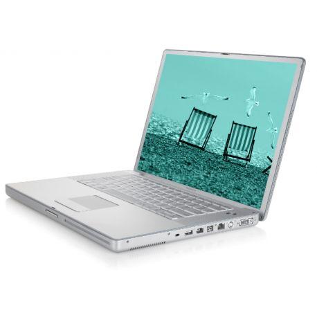 Apple PowerBook G4 A1107 17'' 1.67GHz - Ordinateur Portable Vintage