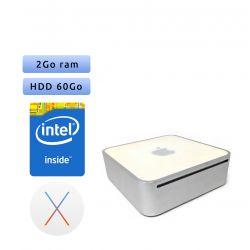 Media Center Apple - Mini PC de Salon - Unité Centrale Apple
