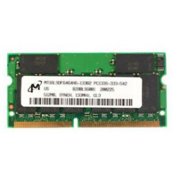 SDRAM PC133 128MB Micron - Barrette Memoire RAM