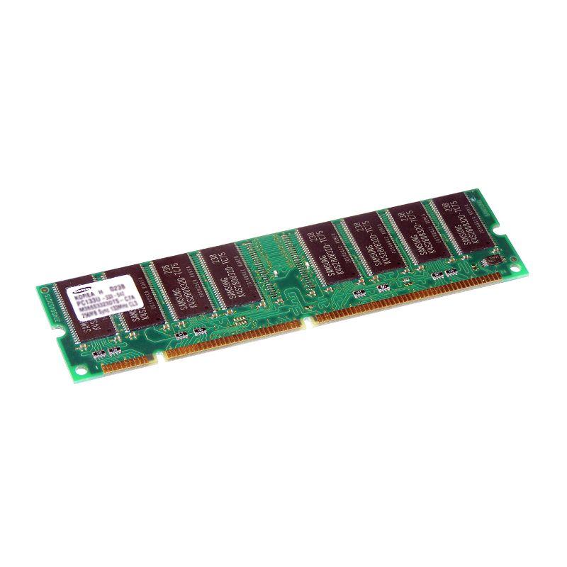 SDRAM PC100 256MB SAMSUNG - Barrette Memoire RAM