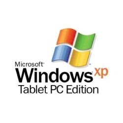 Option Windows XP Tablet pour Tablet PC