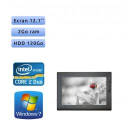 Motion Computing J3400 - Windows 7 Pro - C2D 2GB 120GB - 12.1 - Tablet PC