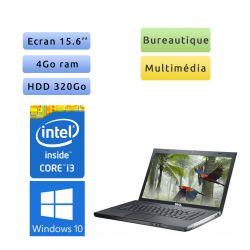 Dell Vostro 3500 - Windows 10 - i3 4Go 320Go - 15.6 - Ordinateur portable - écran anti-reflet