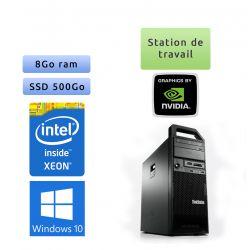 Gaming PC Lenovo - Monster Hunter World - 8GB - 500GB SSD - GTX 1060 - Windows 10 - Gamer