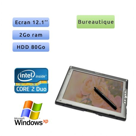 Motion Computing LE1700 - Windows XP Tablet - C2D 2GB 80GB - 12.1 - Tablet PC