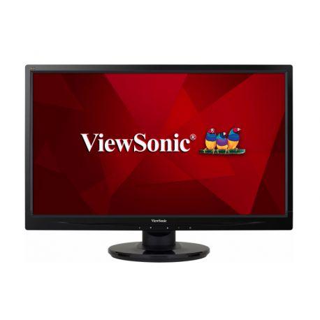 "ViewSonic VA2746-LED - 27"" - Ecran noir"