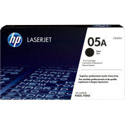 HP LaserJet 05A - CE505A - Cartouche d'impression - Noir