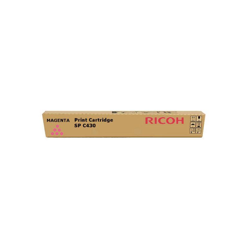 Ricoh - 821096 - Toner SP C430 - Magenta