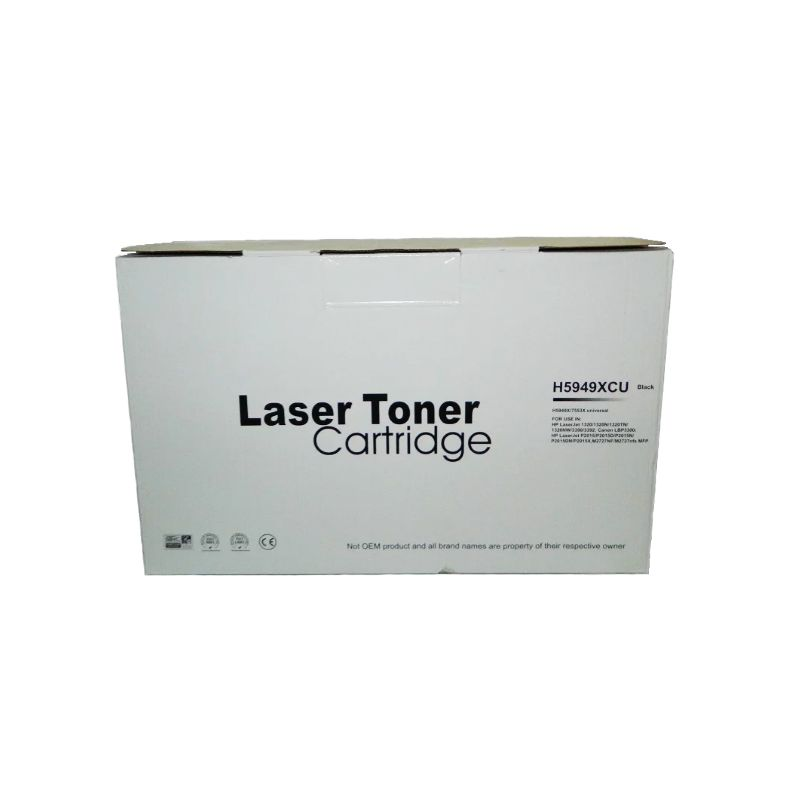HP toner - H5949XCU - Cartouche toner - Noir