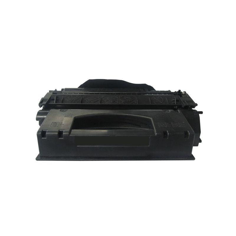 GreenEco compatible HP LaserJet - QH7553XC - Cartouche de toner - Noir