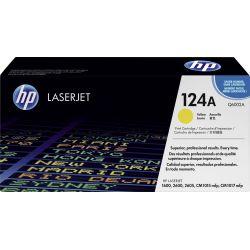 HP LaserJet - Q6002A - Cartouche toner - Jaune