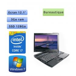 Lenovo X201 Tablet - Windows 7 - i7 3GB 128GB SSD - 12.1 - Tablet PC
