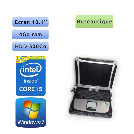Panasonic Toughbook CF-19 MK6 - Tablet PC