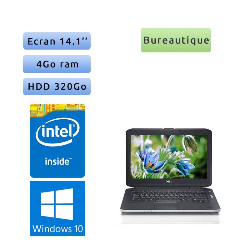 Dell Latitude E5430 - Windows 10 - 1005M 4Go 320Go - 14.1 - Webcam - Ordinateur Portable PC