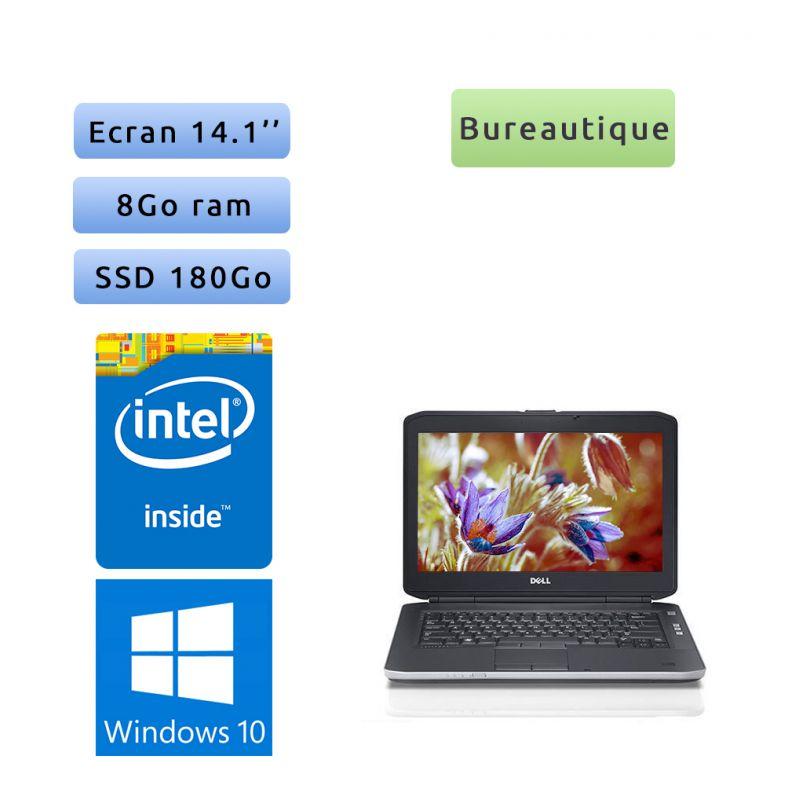 Dell Latitude E5430 - Windows 10 - B840 4Go 180Go SSD - 14.1 - Webcam - Ordinateur Portable PC