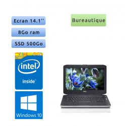 Dell Latitude E5430 - Windows 10 - 1005M 8Go 500Go SSD - 14.1 - Webcam - Ordinateur Portable PC