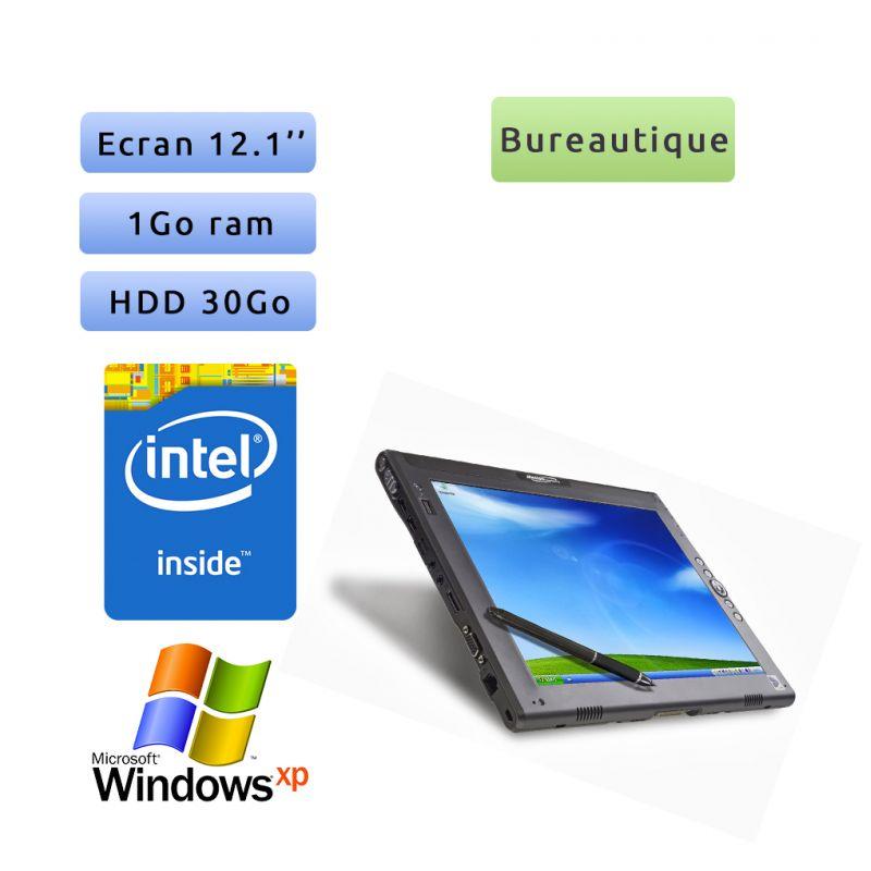 Motion Computing LE1600 - Windows XP Tablet - 1,6Ghz 1Go 30Go - 12.1 - Tablet PC