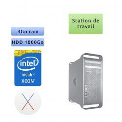 Apple Mac Pro Xeon 2.8Ghz A1289 (EMC 2314-2) - MACPRO5.1 - Station de Travail