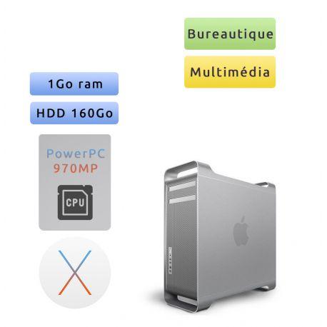 Apple Power Mac G5 A1117 (EMC 2023) M9591LL/A 2 X 2.3 GHz- Unité Centrale Multimédia