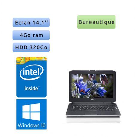 Dell Latitude E5430 - Windows 10 - B840 4Go 320Go - 14.1 - Webcam- Ordinateur Portable PC