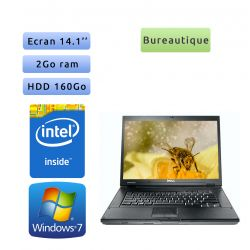 Dell Latitude E5410 - Windows 7 - 1.87Ghz 2Go 160Go - 14.1 - Grade B - Ordinateur Portable PC