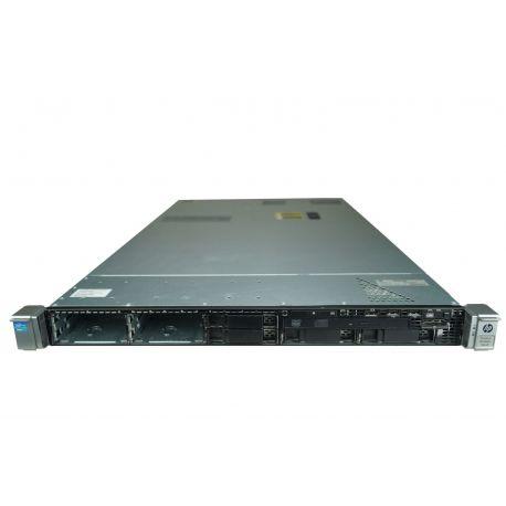 HP Proliant DL360p gen8 - 654081-b21 - 2x E5-2667 V2 128GB 300GB - Serveur Rack 1U