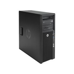 HP Workstation Z420 - PC Tour Station de travail - Occasion reconditionné