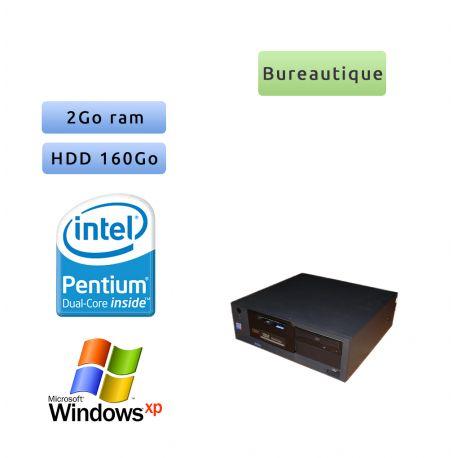 IBM NetVista 830442G - Windows XP - 2.4Ghz 2Go 160Go - Ordinateur Tour Bureautique PC