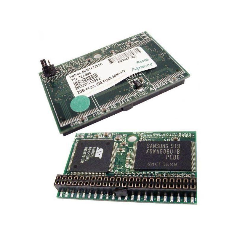 Disque Flash 2GB IDE - T2BJ00 Apacer - 495347-HF1 - 8C.4EB24.8254B
