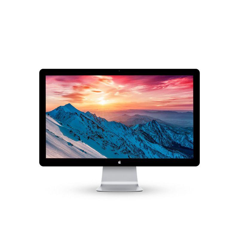 Apple Cinema Thunderbolt 27'' A1407 emc 2431 - MC914LL/A - Ecran Mac