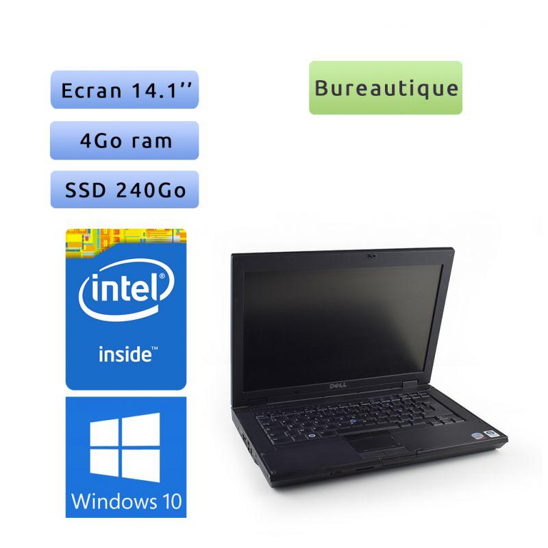 Dell Latitude E5400 - Windows 10 - 2Ghz 4Go 240Go SSD - 14.1 - Grade B - Ordinateur Portable PC