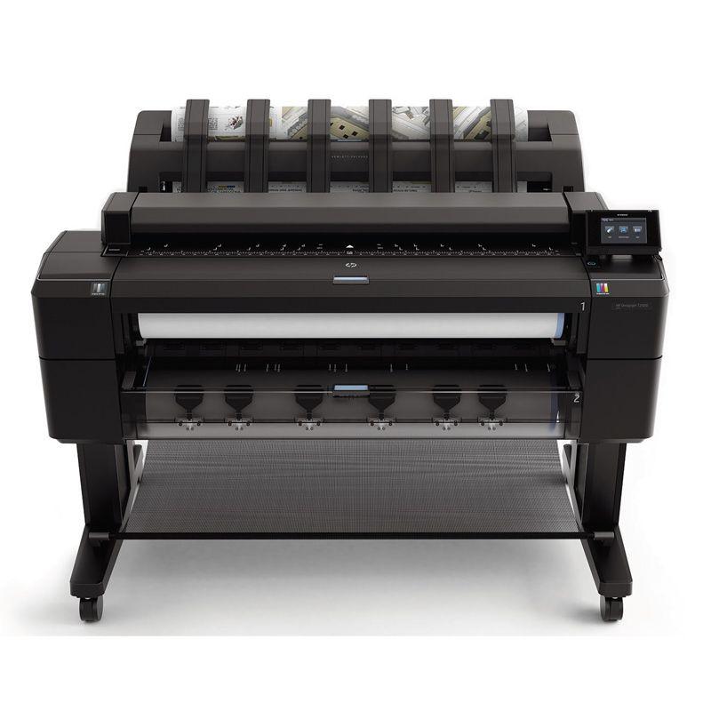 """HP DesignJet T2500 Format A0 (36"""") - CR359A - Traceur avec consommables"""