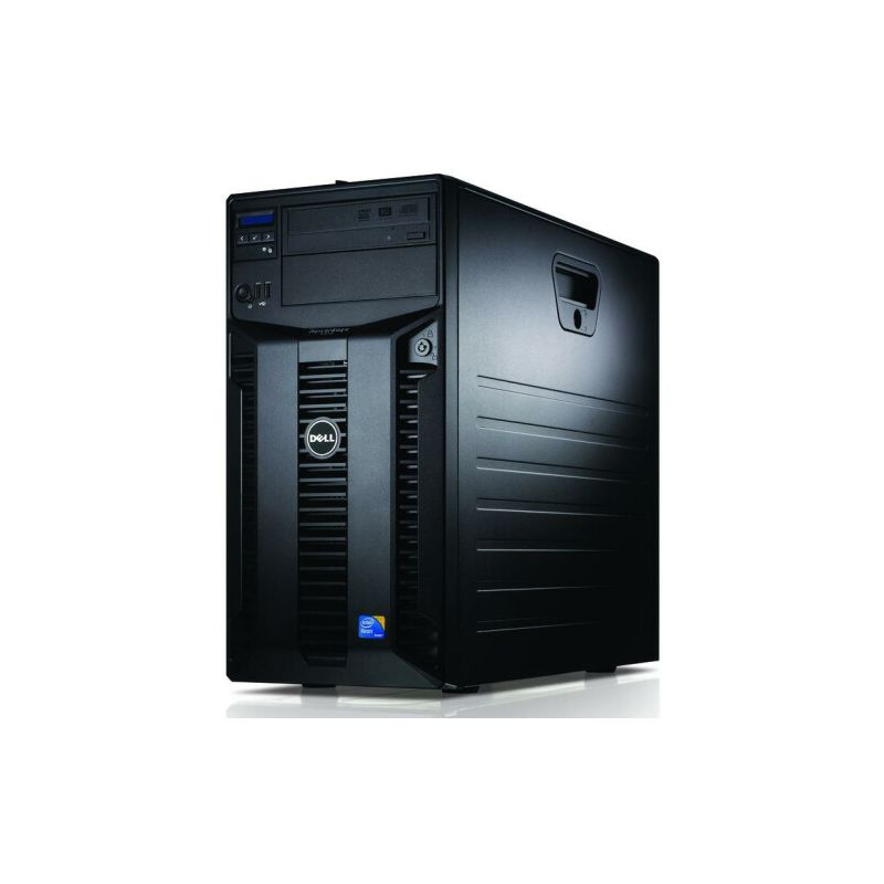 Dell PowerEdge T310 - Xeon 4Go 500Go - Sans OS - Tour Serveur