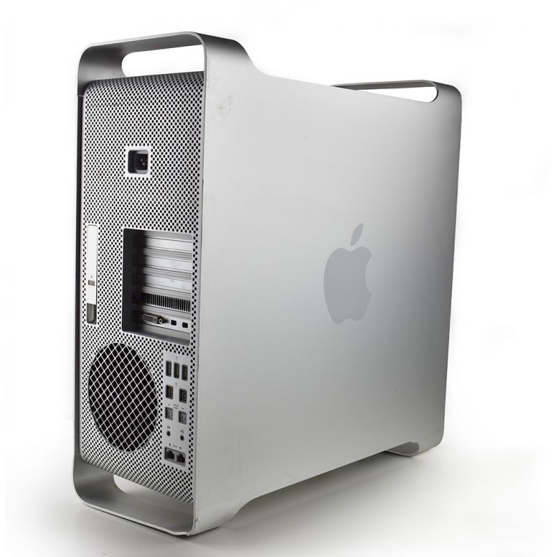 Apple Mac Pro Eight Core Xeon 2.4Ghz - A1289 (EMC 2314-2) - 16Go 480Go SSD - MacPro5,1 - Grade B - Station de Travail