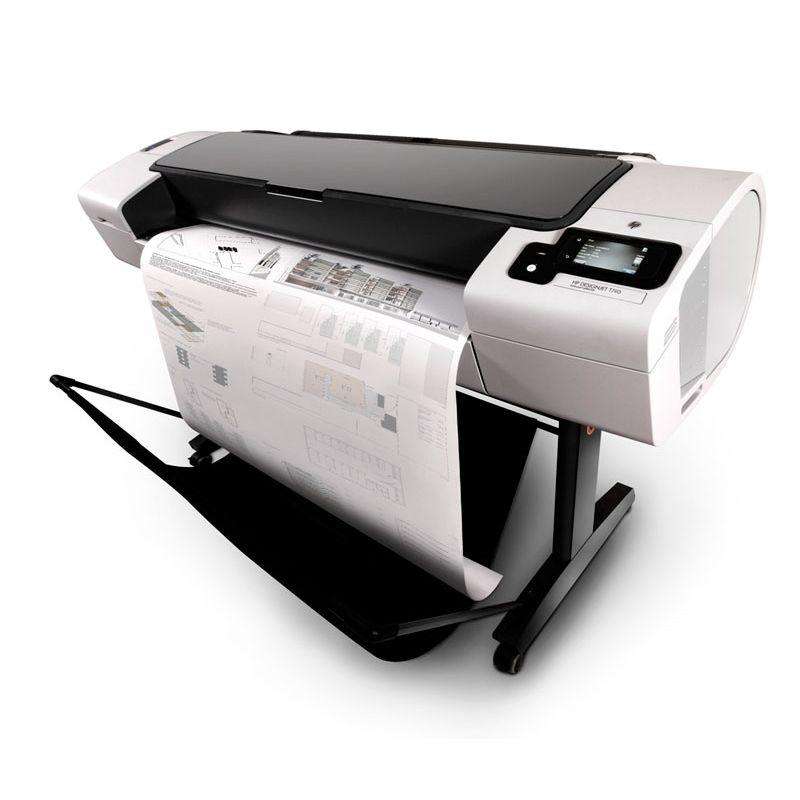 HP DesignJet T790ps Format A0 (44'') - CR650A - Traceur avec consommables