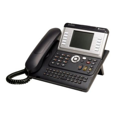 Téléphone Alcatel IP Touch - gestion communication